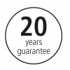 20-years-guarantee